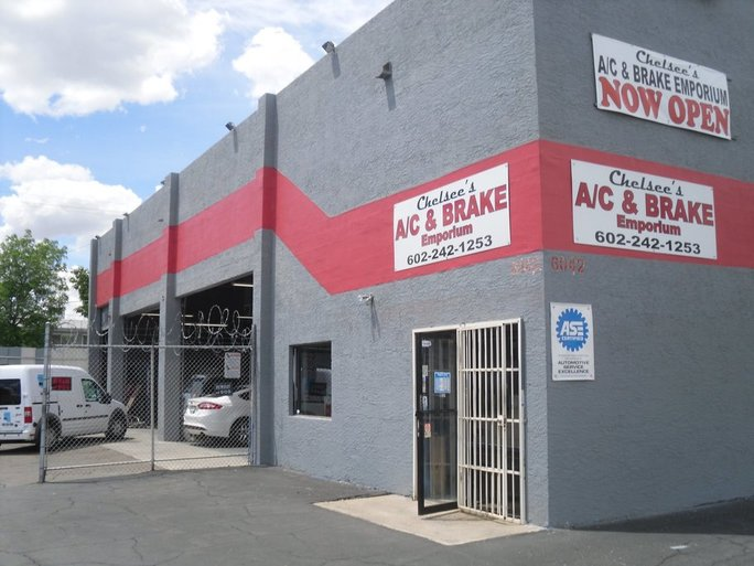 Whether You Require Vehicle Repair Or Only Want A Trustworthy Shop To Offer You Your Routine Serv ...